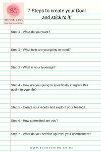 7-step-goal-setting worksheet