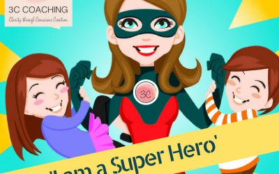How I embraced my Inner Superhero!