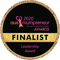 Mumpreneur Leadership Award