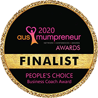 Mumpreneur Peoples Choice Award